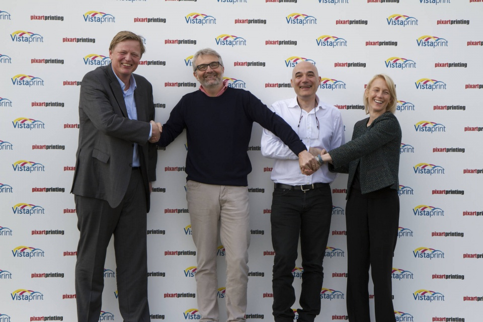 Vistaprint acquire Italian W2P company Pixartprinting