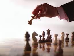 Negli scacchi non si può tornare indietro dopo una decisione presa. Come negli affari.