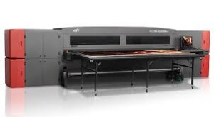 La EFI  VUTEk GS3250lxr Pro