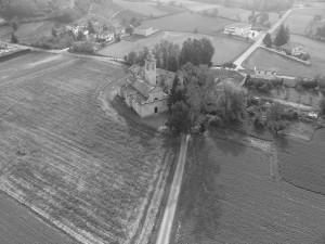 Vista dell'Ex Abbazia di San Remigio a Parodi Ligure