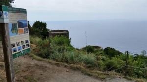 Parco di Portofino: le Batterie