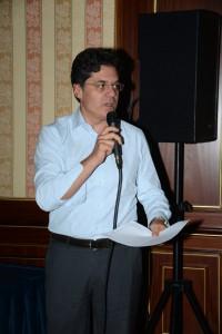 Marcello Caroni, presidente GCT introduce il seminario