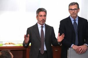 Davide Filippi e Paolo De Grandis illustrano il futuro di Grafikontrol