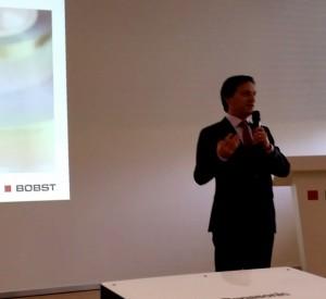 Jean Pascal, CEO di Bobst
