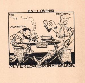 Brunet y Torroll Llorenc (E) – 1917, Cliché (P1)