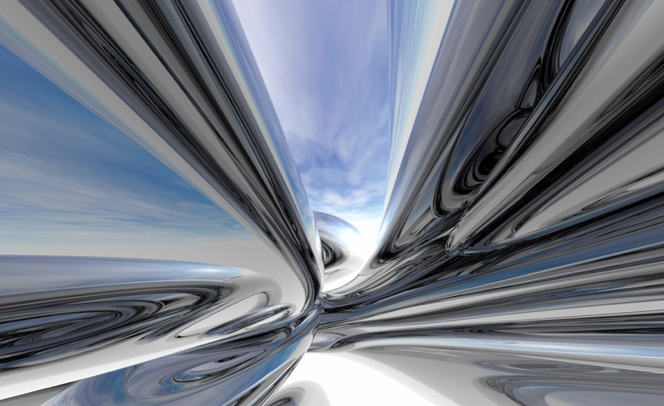 Metal Mirroring Effect