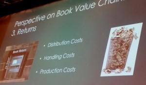 Tra i costi che stampa e workflow digitali possono evitare sono i resi