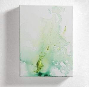 A.Angelini Amore - Tempera con pigmenti preparati dall'artista e paste materiche, 2014