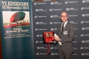 Premio Di Padre in Figlio 2015_Guido Iannone NUCERIA Group