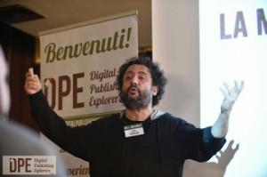 Luca Pianigiani di Jumper spazia sul futuro dell'editoria digitale