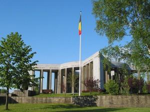Mardasson il sacrario in ricordo della battaglia del 1944