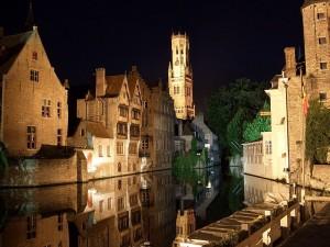 Bruges_Notturno