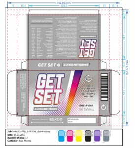 WebCenter Esko packaging preflight