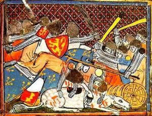 La battaglia degli Speroni d'Oro