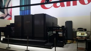 La nuova Voyager di Canon