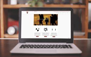Il sito web B+B