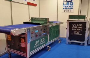 Forni UV LED della italiana LTS