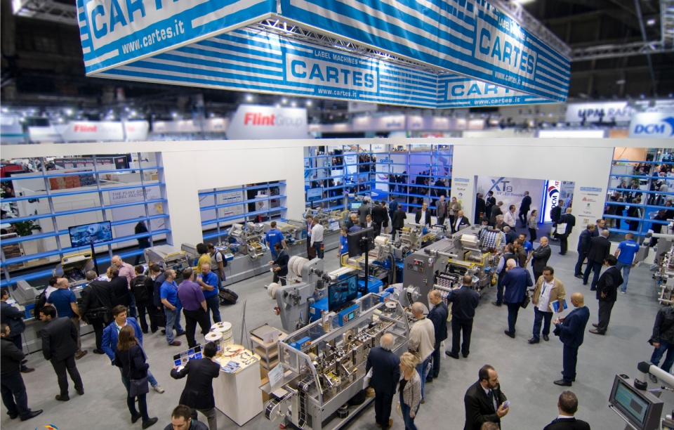 Cartes at Labelexpo Americas