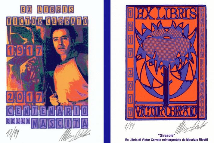 Ex Libris per Victor Cerrato
