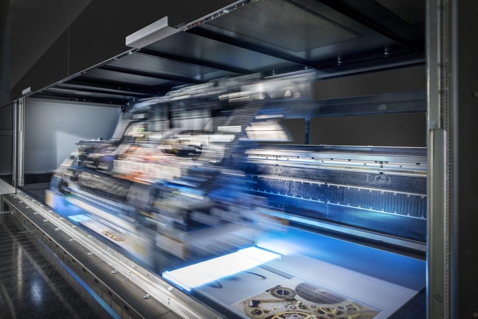 Durst ristruttura il settore della stampa tessile