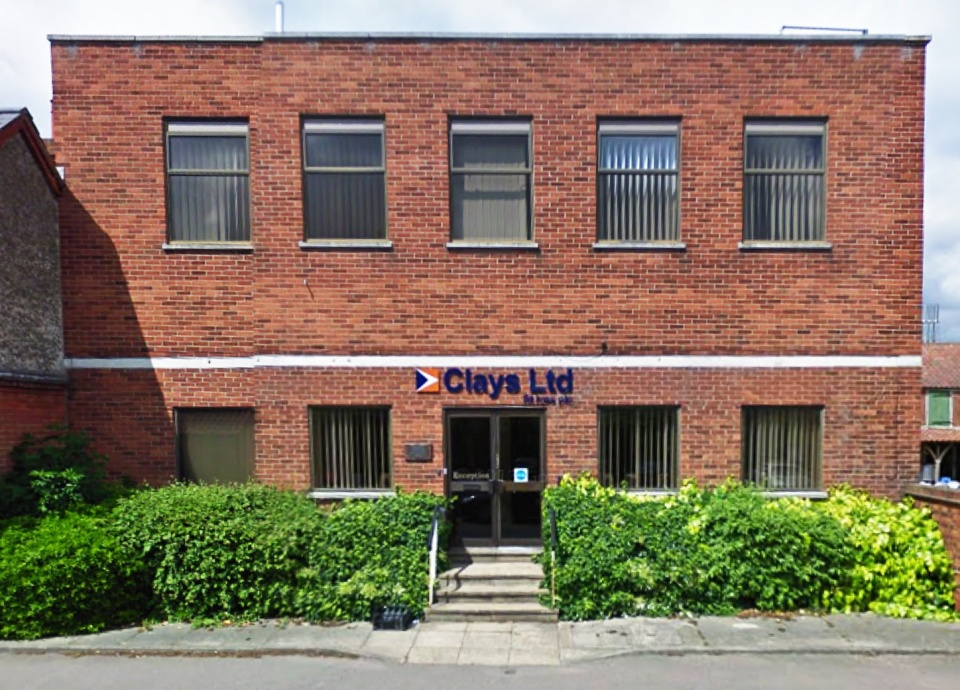 Elcograf S.p.A. to acquire Clays Ltd
