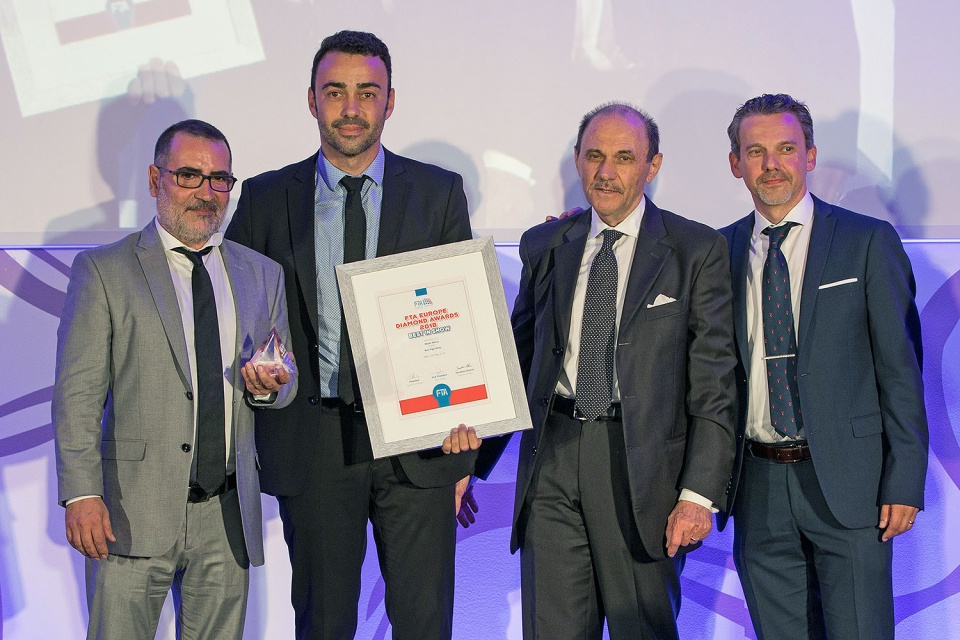 Flexo Best in Show to Spain