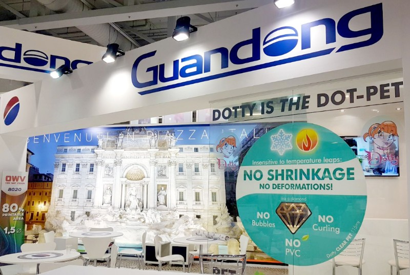 stand Guandong a Fespa