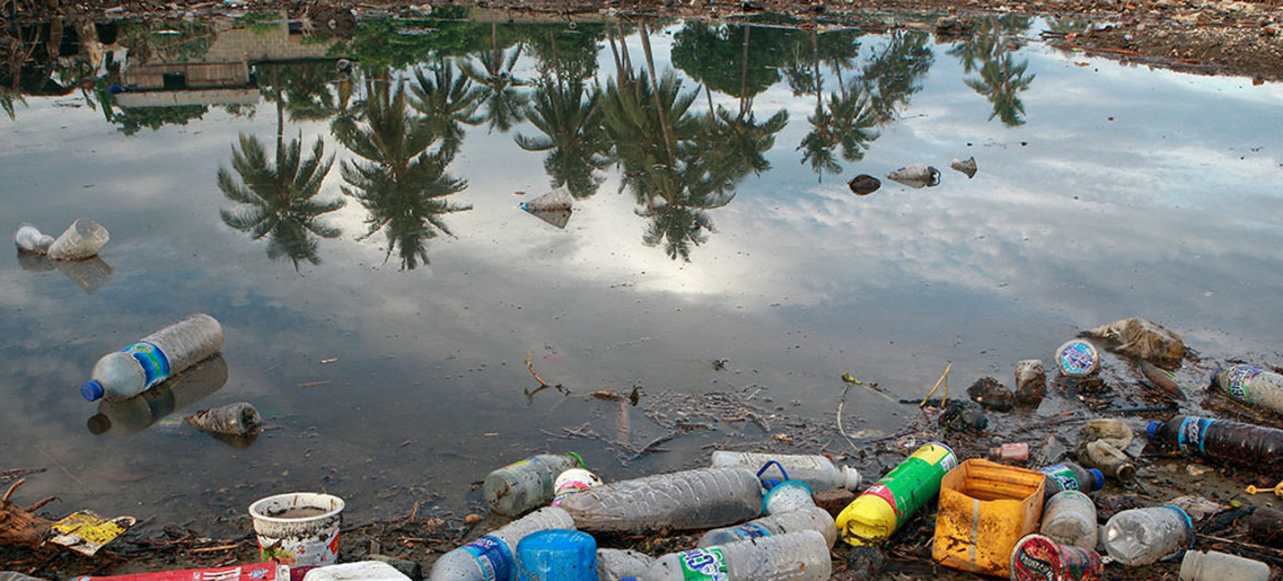 inquinamento plastica plastics pollution