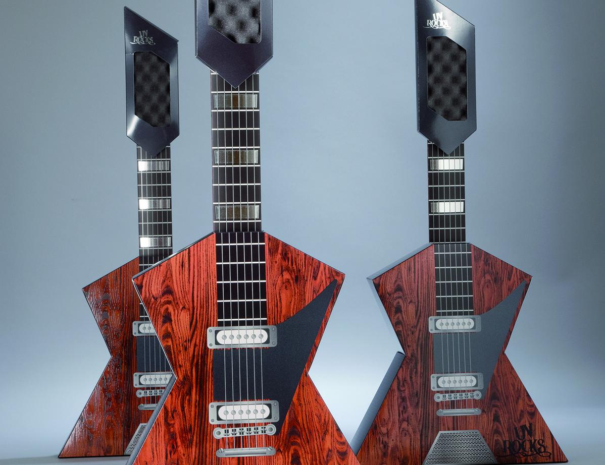 IST Metz chitarra