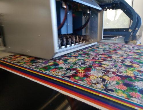 IT Padre Monti ospite di Mimaki Bompan Textile