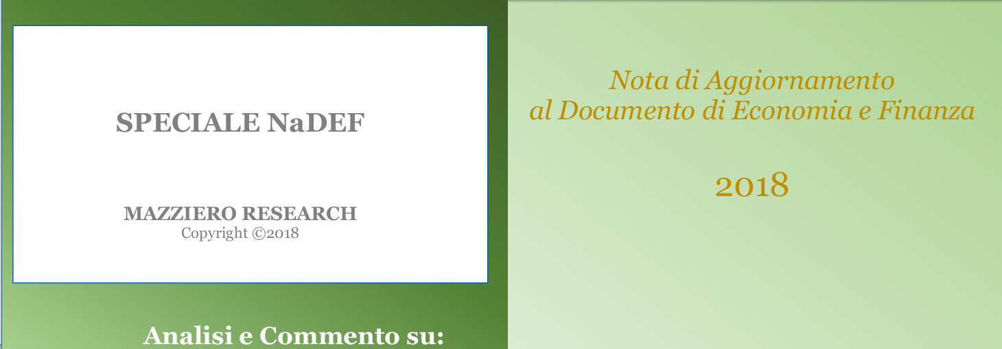 Mazziero Analisi NaDEF