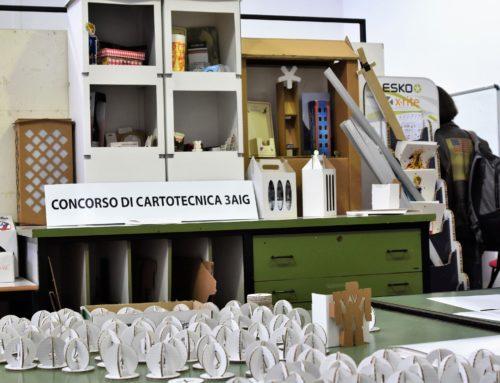 L'Aldini Valeriani ha il laboratorio di cartotecnica