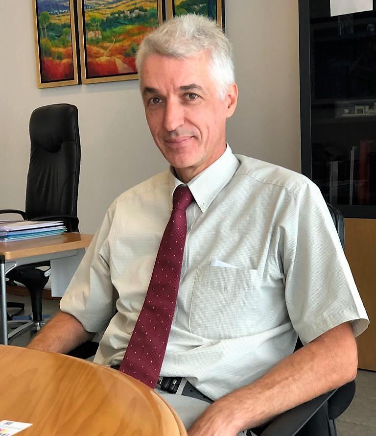 Peter Aldrich CEO KBA Italia