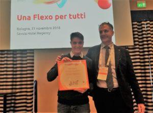 Best Student in Flexo