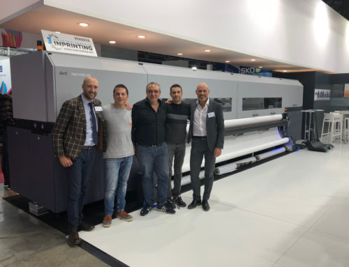 Nuova Rho 512R Plus LED alla Inprinting
