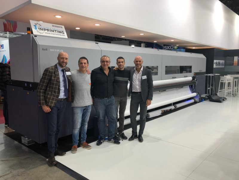 Durst_Viscom_Rho512LED_staff Inprinting con A. Bassanello