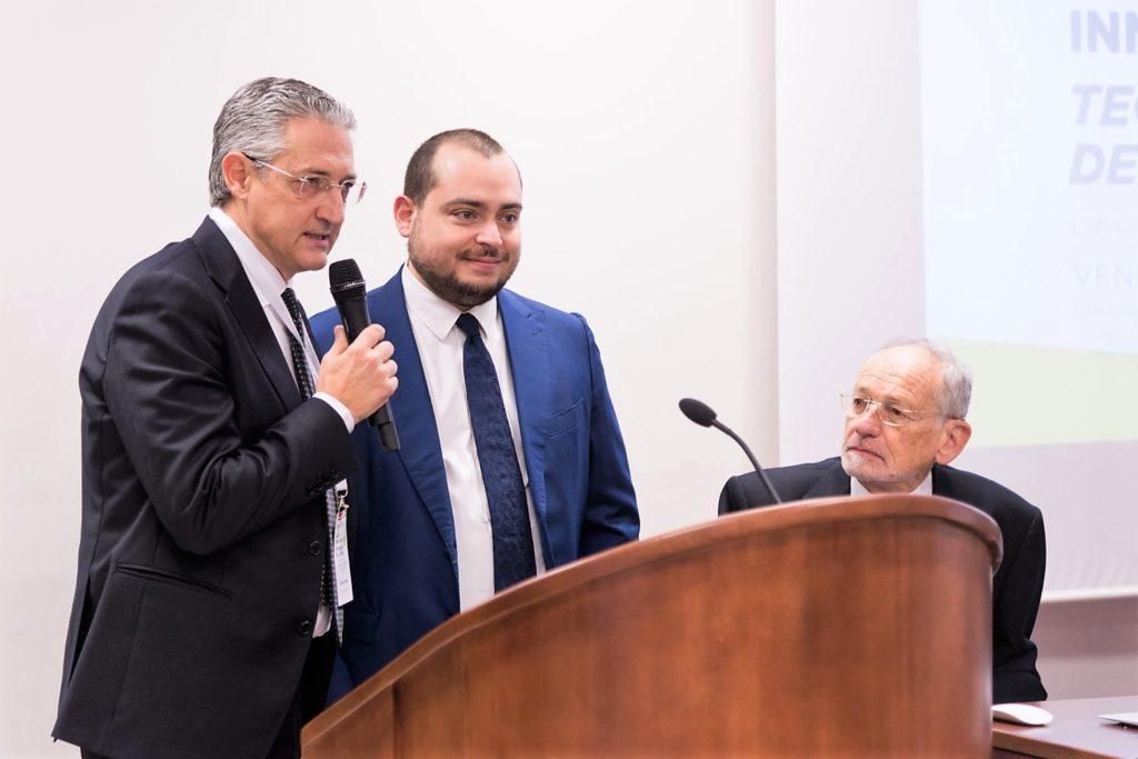 Be Packaging Filippo Liverini Presidente di confindustria Benevento