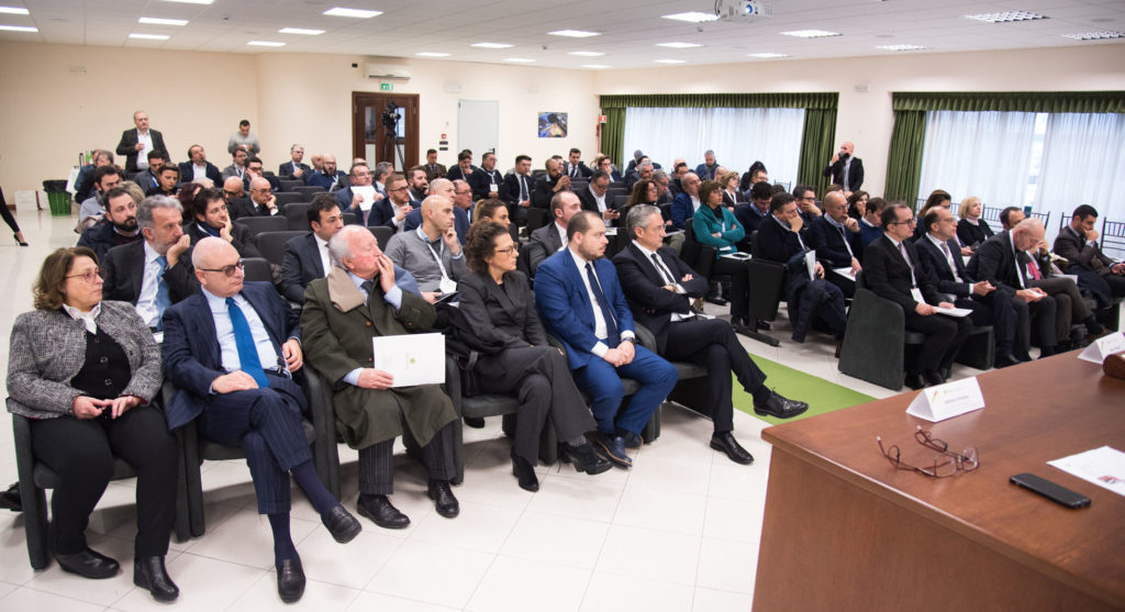 Be Packaging sala convegno