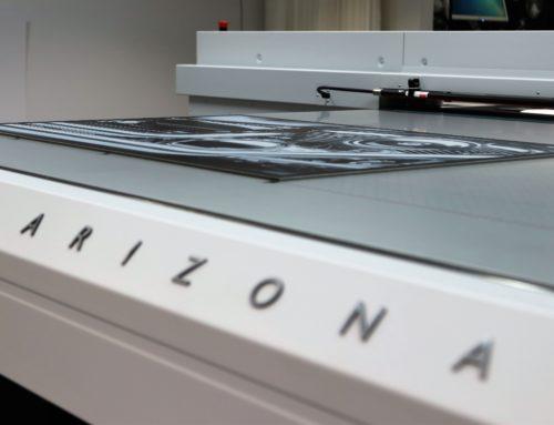 Nuova serie di stampanti piane a piano fisso