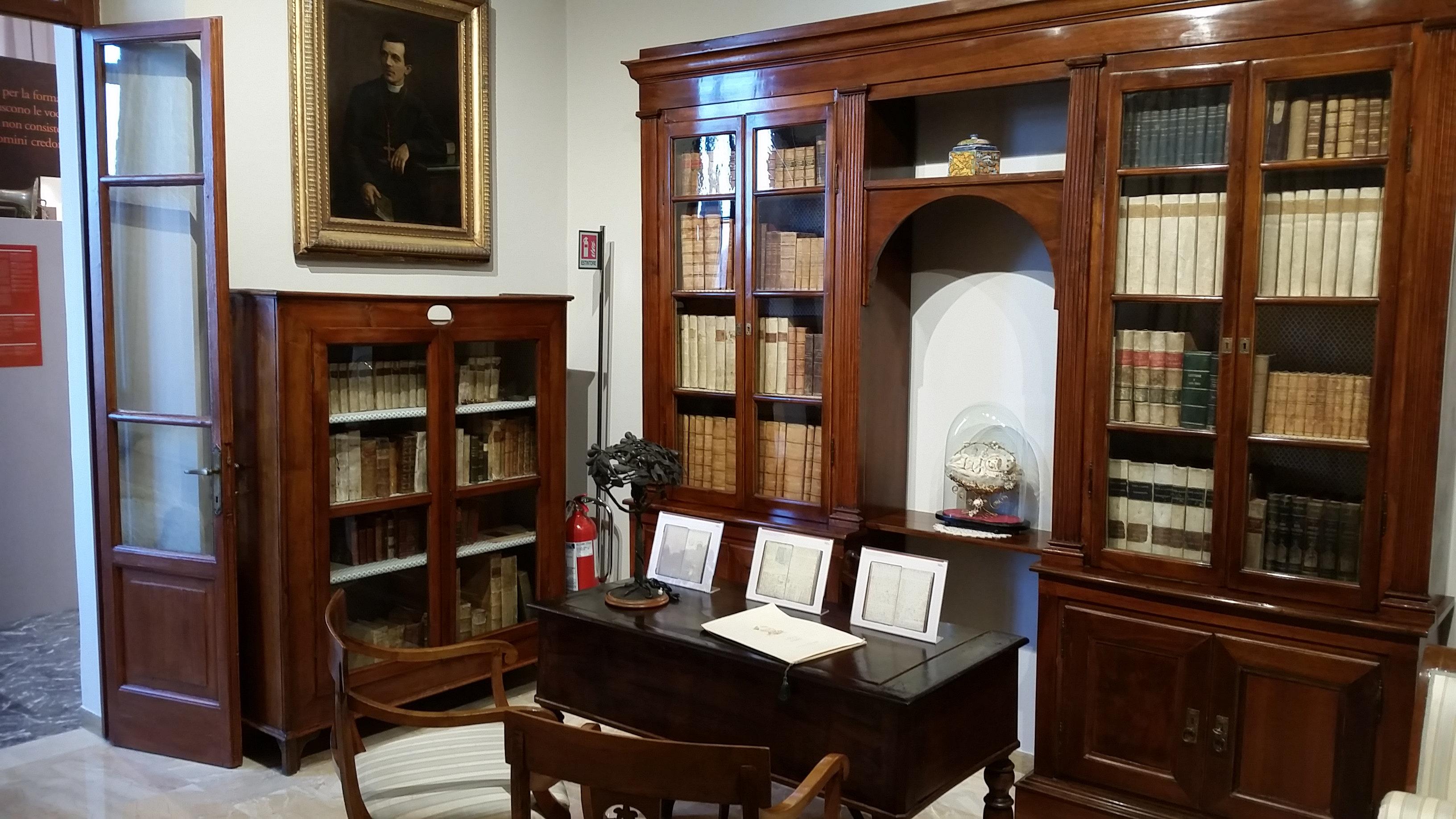 Piamarta Museo studio