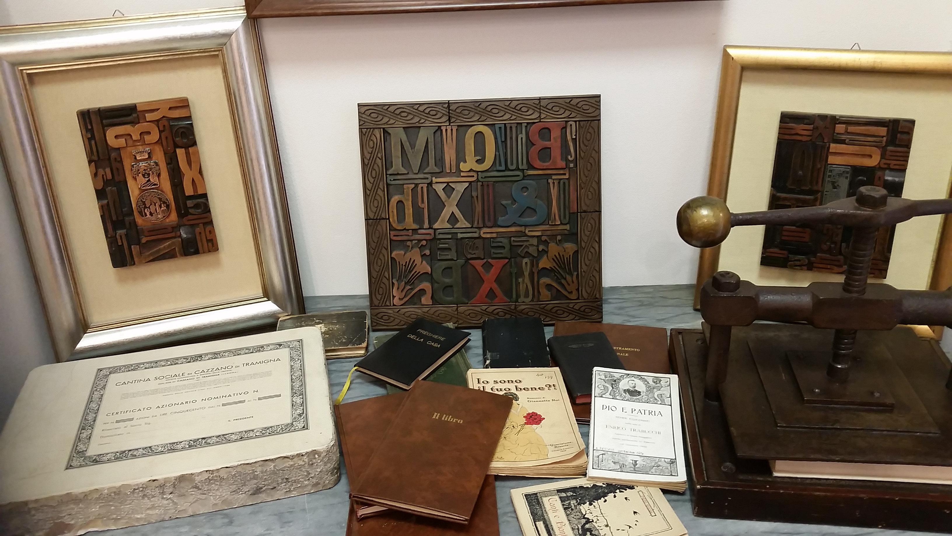 Piamarta Museo tipografia