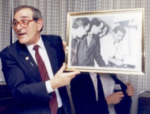 In ricordo di Vittorio Rizzi
