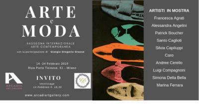 Arte e moda a Milano