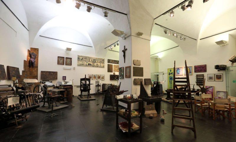 ARMUS museo della stampa