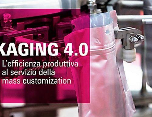 Packaging 4.0: verso la digitalizzazione dei processi per l'efficienza produttiva