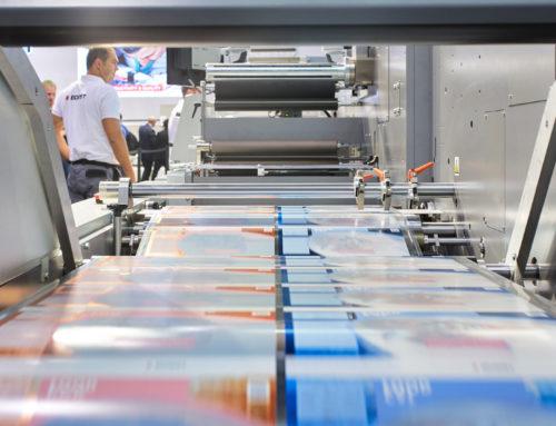 Il futuro della produzione di etichette e imballaggi