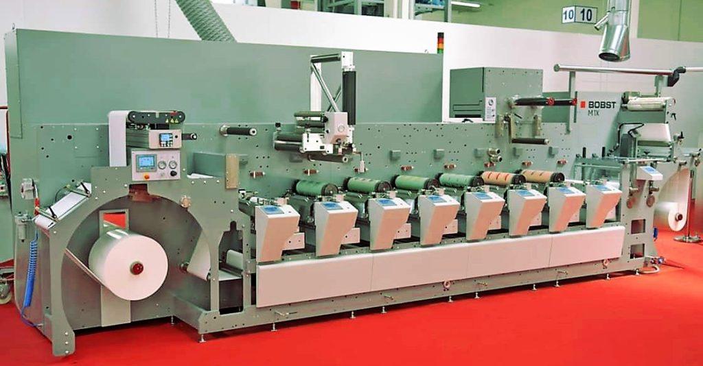Bobst_Firenze Il futuro della produzione di etichette e imballaggi