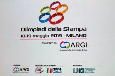 Olimpiadi Stampa 2019