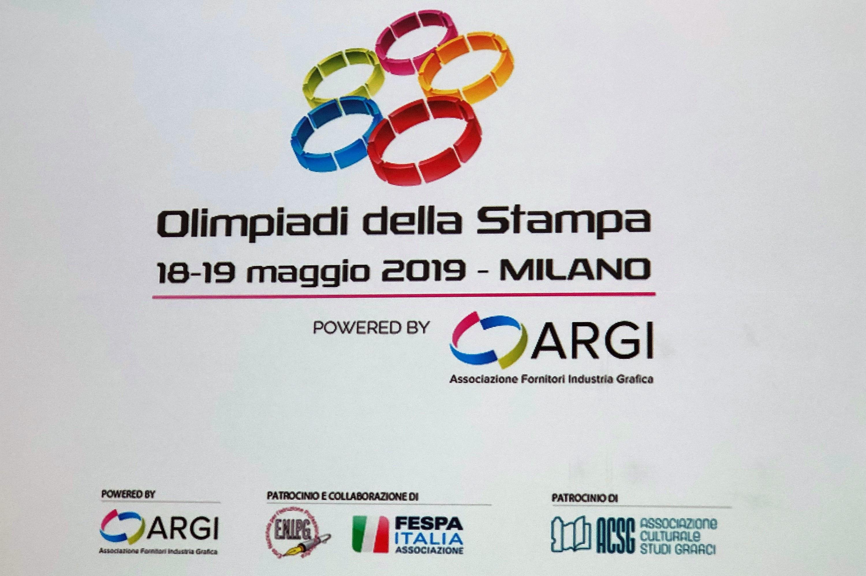 Olimpiadi della Stampa 2019