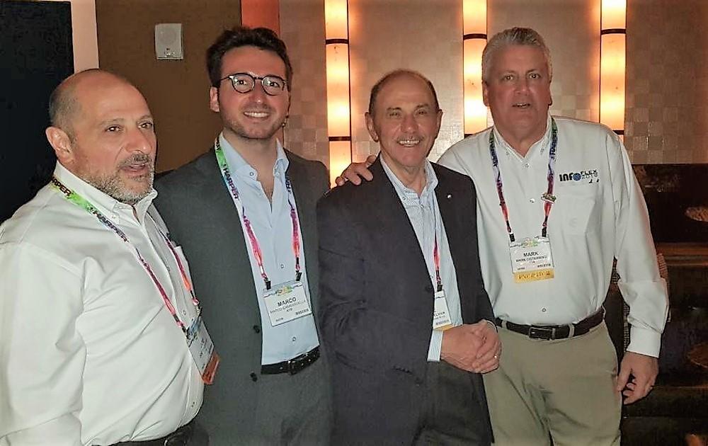 Atif partecipa alla delegazione FTA Europe in USA